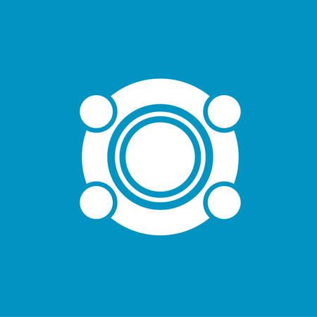 woofer: speakers icon