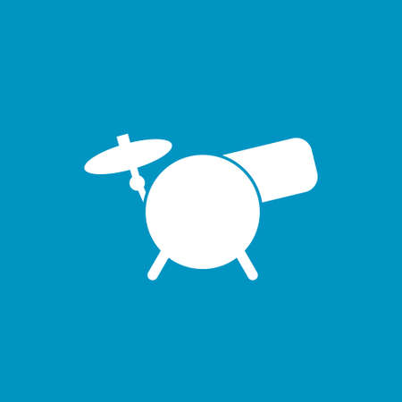 drums: drums icon Illustration
