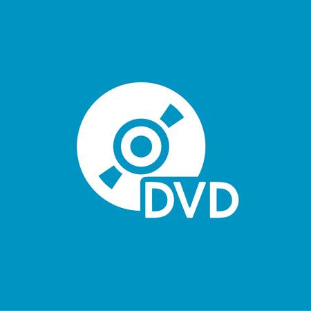 dvd icon Illustration