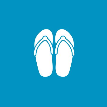 sandals: sandals beach icon
