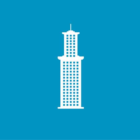 skyscraper: skyscraper icon