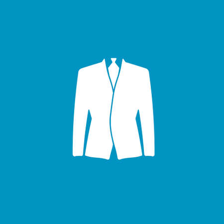 men in suits: men suits icon Illustration