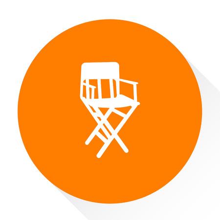director chair button