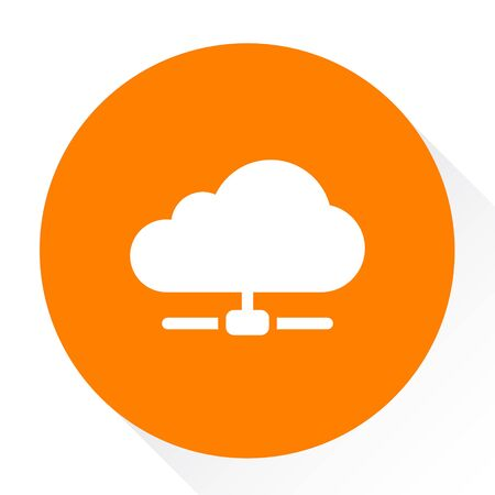 host cloud icon