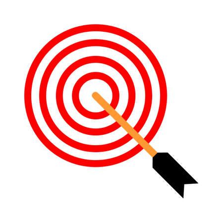 goal, target icon, arrow, bullseye, focus, target arrow, target market, dart, marketing, aim