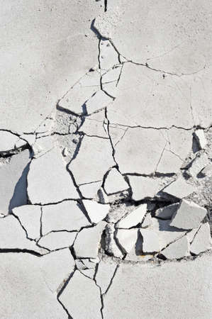 cracked wall photo