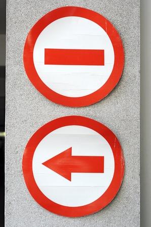 trafic: trafic sign