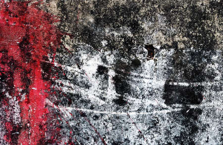 Grunge black wall  urban texture