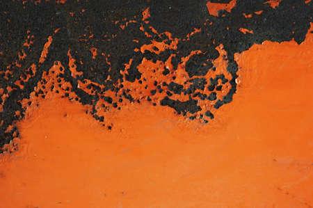 Rusty metal grunge background photo