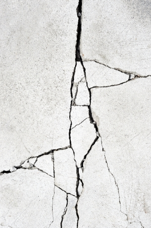 cracked concrete frame: Grunge wall