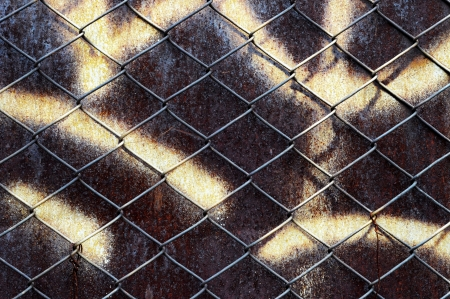 metal fence Stock Photo - 14923808