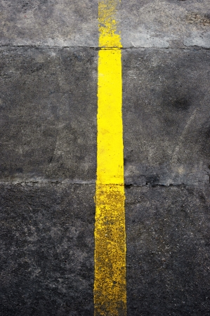 sign on street