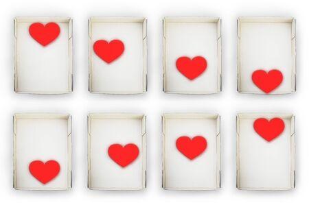 heart sign Stock Photo - 16785535