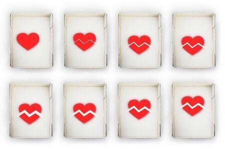 heart sign Stock Photo