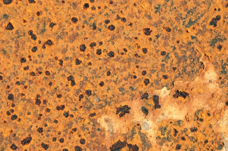 Rusty metal grunge background Stock Photo - 19001643