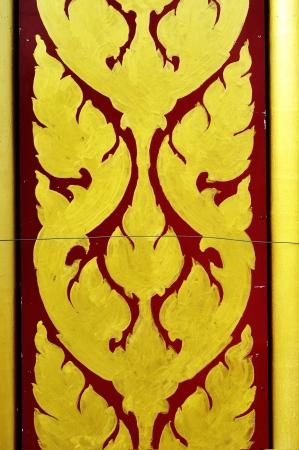 thai art pattern photo