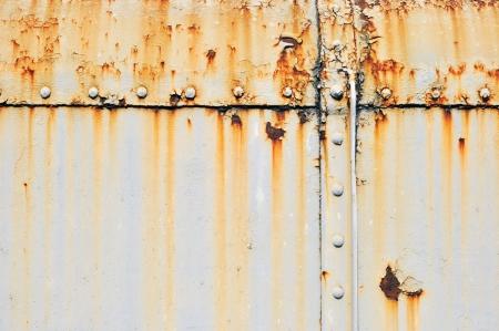 Rusty metal grunge background