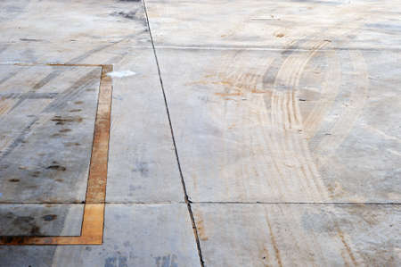 Grunge floor