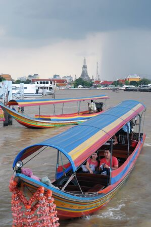 travel by thai boat