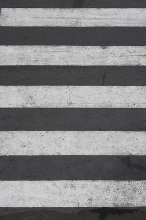 cross walk: zebra sign