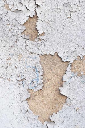 crack wall Stock Photo