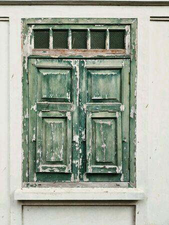 grunge: Grunge window