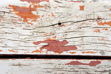 color on wood Stock Photo