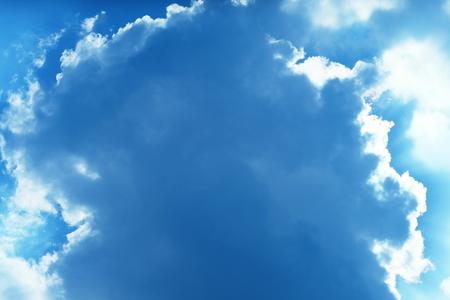 cloudscape backgound