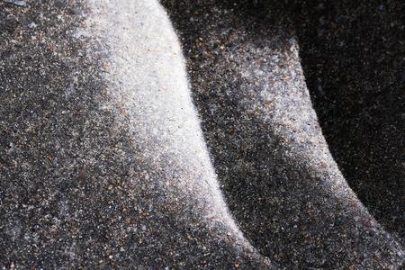 gray texture: light on floor Stock Photo