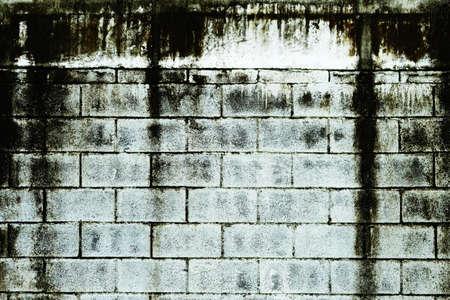 grunge brick wall Standard-Bild