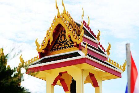Thai pavilion Фото со стока