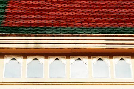 Thai roof
