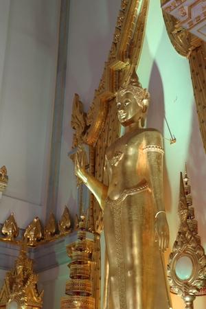 telegrama: Golden buddha