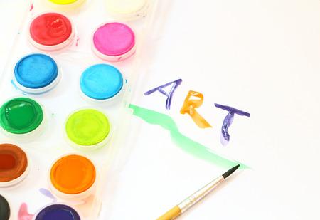 colore: Art colore paint