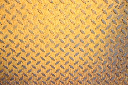 rusty background: Placa de acero y fondo oxidado de acero de edad Foto de archivo