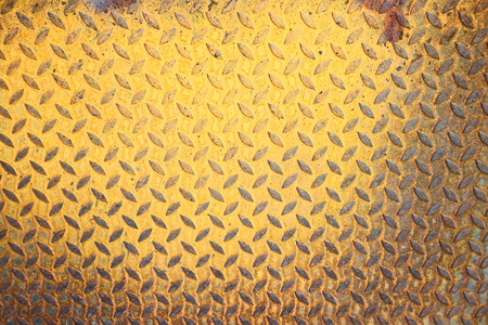 rusty background: Steel plate and old steel rusty background Stock Photo