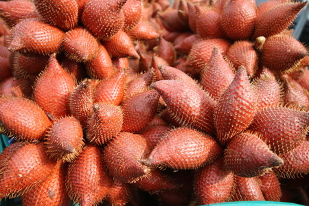 salak: Thai salak sweet fruit