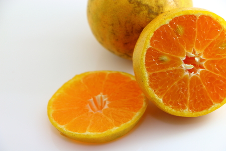 c: Honey tangerine orange sweet fruit from Thailand