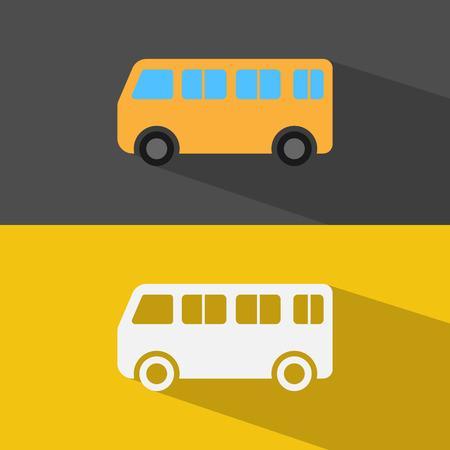Car vector icon. Vector