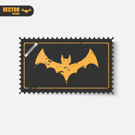 Halloween vector design. Vector