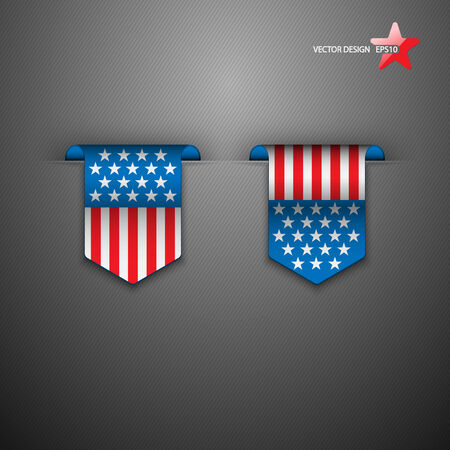 american flag background: American Labor Day designs.