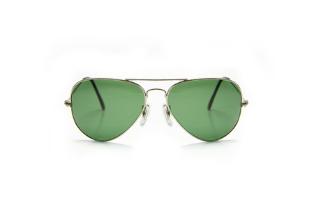 sunglasses isolated: Sunglasses isolated white background Stock Photo