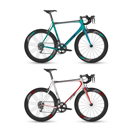 bicycle frame: bicycle,vector