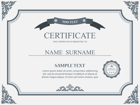 5,688 Share Certificate Cliparts, Stock Vector And Royalty Free ...