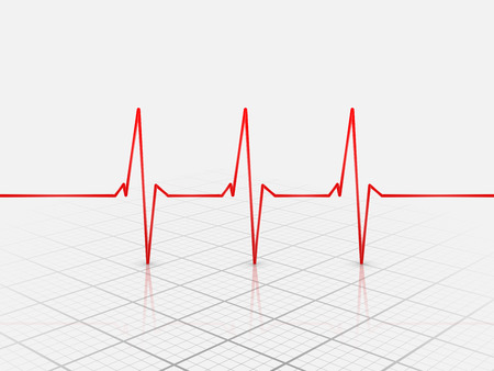 Cardiogram Icon,vector