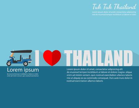 tuk tuk: Tuk Tuk  template banners of thailand.