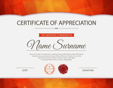certificate background: certificate template.