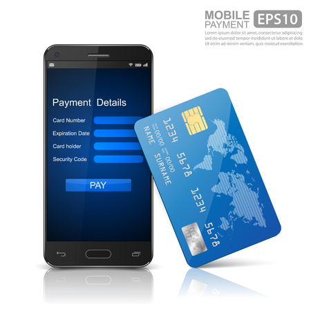Mobile Payments, vector