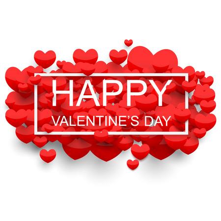 valentines day: Happy valentines day background,vector
