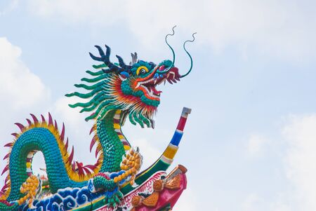 Dragon on china temple, Beautiful dragon, Dragon on china, Dragon
